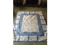 Shabby chic Single bed cover