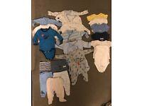 Baby boy bundle NEW BORN 56-62cm