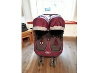 Double Pushchair - Baby Jogger City Mini