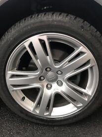 Audi q3 alloys