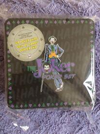 The Joker Poker set