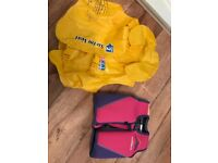 Konfidence and pool school swim vest