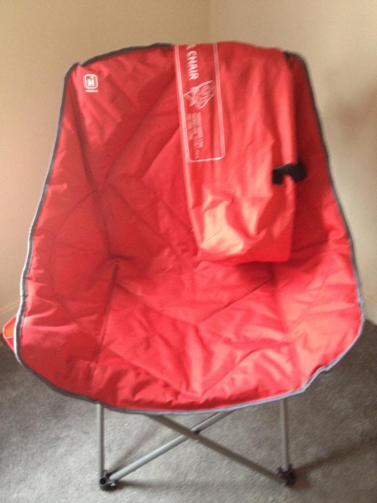 Good quality camping / fishing chair