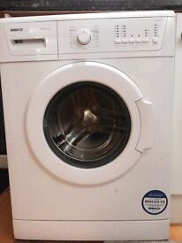 Excellent condition washing machine Beko WMD261W need to sale in 7 days for best price