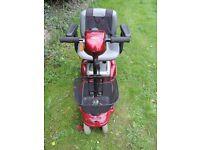 Shoprider Monaco mobility scooter