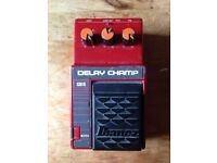 Ibanez CD10 Delay Champ analog delay pedal