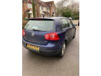 Golf 2007 1.9 TDI. Bargain £1200