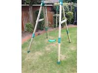 TP Toys Forest Acorn Growable Wooden Swing & Quadpod