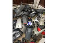 Gilera runner 50 125 172 180 panel set and extras!!