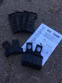 Thule fitting kit 1046