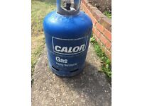 Calor gas bottle - empty