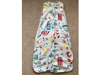 Travel sleeping bag 0.5 tog 18 - 36 months