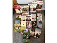 Various Recipe ,Reading, Diet Books