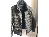 Down jacket Zara