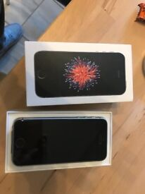 I phone se - unused