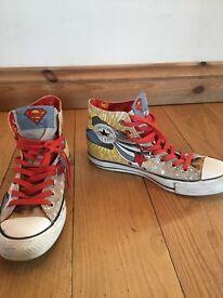 Superman converse