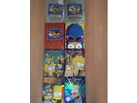 The Simpsons DVD collectors edition