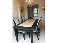 Composite Marble Dining Table