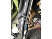 Shimano nexave spinning rod 11ft.