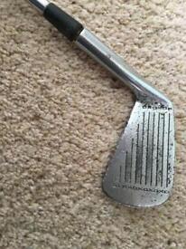 Set of two vintage golf sticks