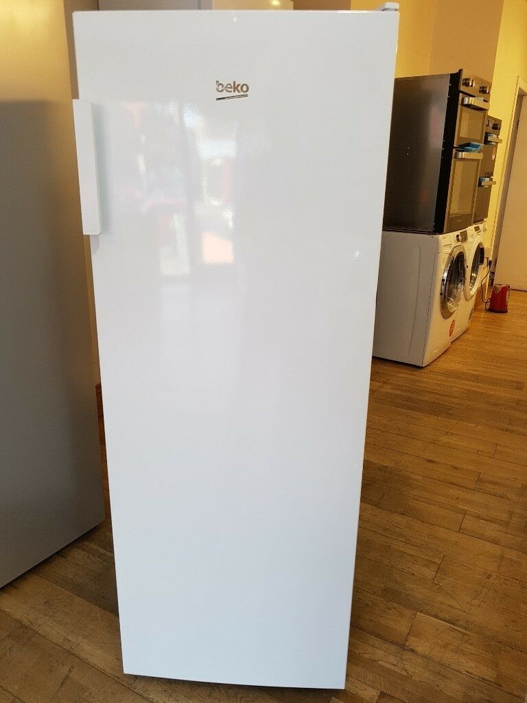 BEKO LXSP1545W Tall Fridge - White   in Harehills, West Yorkshire   Gumtree