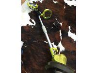 Used Ryobi 500w Grass Strimmer - £44.99 RRP