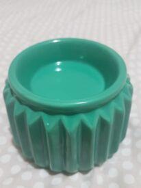 Scentsy Venetian Green and a full wax bar