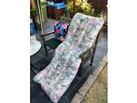 Garden sun bed/Chair