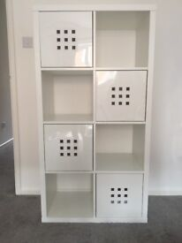 Ikea Bookcase with or without boxes