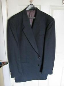 SAVILE ROW Navy Blazer