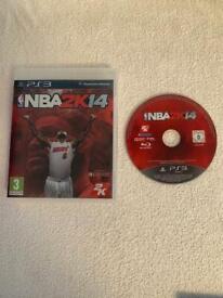 NBA 2K14 - Basketball - PS3 PLAYSTATION 3 - PAL UK 2014 2K Sports 14