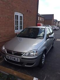 Vauxhall corsa1.2 spares or repairs