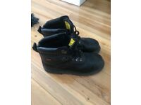 Size 11 Safety Toe Cap Boots