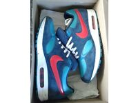 Very rare unisex Nike Air Max Zenyth Zenith very rare size 4.5 trainers / running shoes