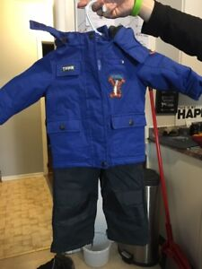 Todler snow suit for sale