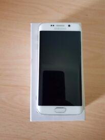 Samsung Galaxy S6 edge 128gb White