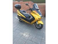2001 Yamaha majesty 250cc