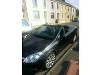 Vauxhall astra twintop 1.8 design