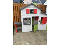 Smoby playhouse, excellent condition