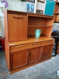 G-plan large three drawer sideboard