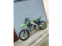 Kxf 250 2012 need gone !!! Must look not CR yz Ktm rm rmz exc
