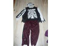 Pirate Skeleton Costume