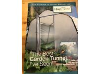 POLYTUNNEL FOR SALE. 12m x 3m x 2.2m high, substantial construction.