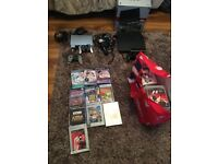 PlayStation 3 and 3 with games