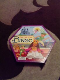 eeboo once upon a time bingo board game
