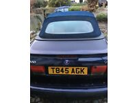 Saab 9-3 Turbo Convertible for sale