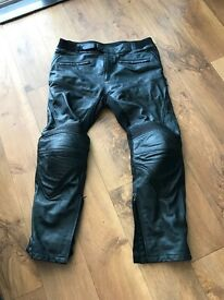 "Motorcycle trousers 38"" waist"