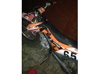 M2r j1 250cc crosser