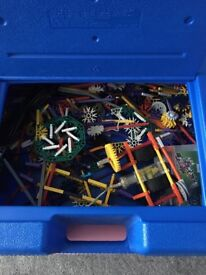 K'nex variety in box