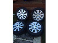 ford ka wheels
